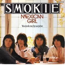 7inch SMOKIE mexican girl HOLLAND EX+ 1978 (S0685)