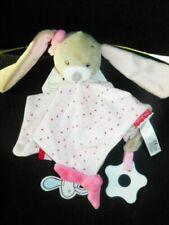 Peluches et doudous Nattou de lapin pour bébé