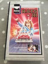 H.O.T.S III VHS PAL staring DAVID HASSELHOFF