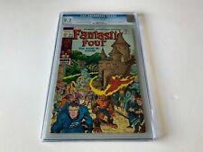 FANTASTIC FOUR 84 CGC 9.2 DOCTOR DOOM NICK FURY MARVEL COMICS 1969