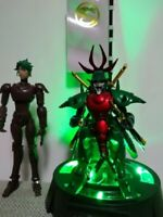 Lutoys Ronin Warriors Samurai Troopers Naaza Armor Plus Sekhmet Action Figure