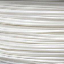 Firstcom 3D Drucker Filament PLA 3 mm 1kg Spulenmaterial Weiß weiss