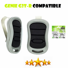 2 For Genie Garage Door Remote Intellicode G3T-BX G3T-R (1997-Current)