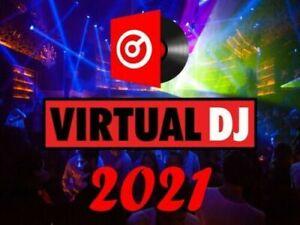 Virtual Dj 2021 8.5 Digital Licencia activada entrega inmediata!!! (no es cd)