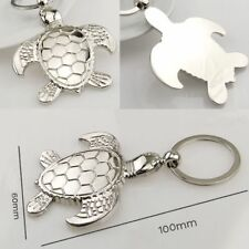 Key Bag Chain Lovely Charm Christmas Sea Turtle Keychains Keyring Keyfob