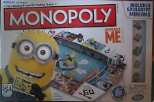 Monopoly Game - DESPICABLE ME - MINION MADE - BRAND NEW