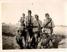 WW2 SOLDATI REGIO ESERCITO ASSETTO DI GUERRA SAN LEONE AGRIGENTO 1933  ftg3
