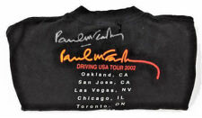 Beatles Paul McCartney Signed Autograph Tee Shirt