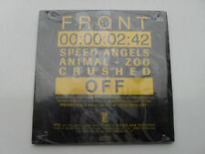 "FRONT 242 off 3"" inch CD PROMO 1993 Speed Angels ANIMAL-ZOO svoltare SIGILLATO"
