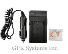 Sony Cyber-shot DSC-WX5 DSC-WX9 Digital Camera NP-BN1 BN1 Battery + Charger