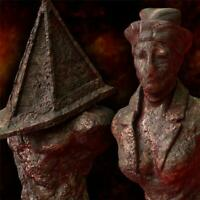 Pyramid Head from Silent Hill 3D Printed Bust ***3DElitePrints***
