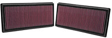 K&N HIGH FLOW AIR FILTER X2 FOR RANGE ROVER SPORT 5.0 V8 2010-2015 33-2446