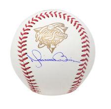 Mariano Rivera Signed New York Yankees 2000 World Series Baseball MLB+Fanatics