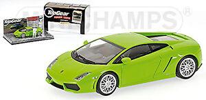 Lamborghini Gallardo LP 560-4 2008-12 Green Top Gear 1:43 Minichamps