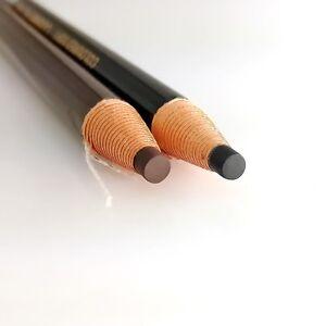 Microblading Eyebrow Waterproof Peel-off Liner Pencil Brown Makeup Tool