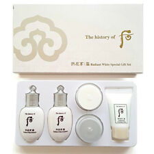 The History of Whoo Gongjinhyang Seol 5 Items Special Gift Trial Set Korea