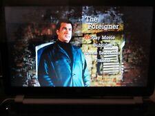 The Foreigner (DVD, 2003) Steven Seagal DVD ONLY SLIM CD/DVD STORAGE CASE