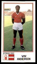 Panini Football 83 - Viv Anderson Nottingham Forest No. 201