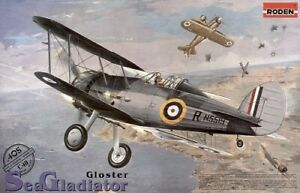 Roden 1/48 Gloster Sea Gladiator # 405##