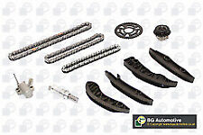 BG Automotive TC0900FK Timing Chain Kit with sprockets