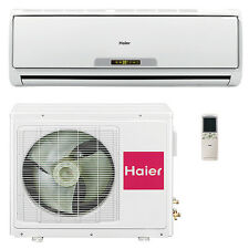 Haier 9,000 BTU 17 SEER Ductless Mini Split Heat Pump Air Conditioner AC 3/4 Ton