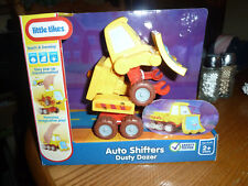 Little Tikes Auto Shifters Dusty Dozer Safety Tested Pops Up NEW NIB