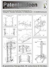 Seil-Hebebühne kostengünstig, Technik auf 1300 Seiten