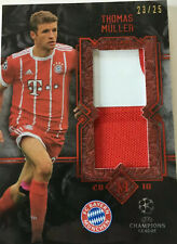 SOCCER - THOMAS MÜLLER - Topps Champions League Museum Collection Jersey 23/25