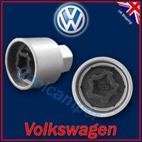 Volkswagen Security Master Locking Wheel Nut Key 529 J 17mm VW Golf Passat T4