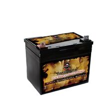12V 35Ah AGM Deep Cycle Battery for RENOGY PV SOLAR PANELS