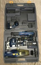 Genuine Ryobi 18.0v 6 Piece Power Tool Set With Carrying Case No Batteries