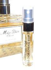 Christian Miss Dior CHERIE Eau de Parfum 5ml Travel SAMPLE EDP RARE Old Formula