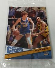 2010 Upper Deck College Colors Sealed Pack Featuring UCLA Bruins Bill Walton