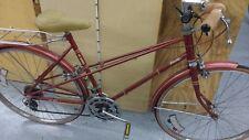 Vintage Huffy Touriste Mixte frame Bicycle