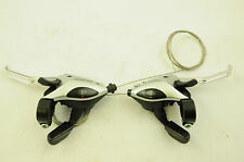 Shimano St-ef50-8 Ezi Fire STI Shifters 24 SPD With Integrated Brake Levers