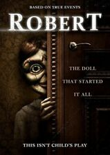Robert (This Isn't Child's Play Before Chucky Before Annabelle) Region 4 DVD