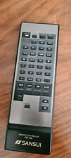 SANSUI RS-G5 remote vintage x hifi 80/90' XXX RARE !!!