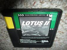 Lotus II 2 (Sega Genesis, 1993) Cart Only