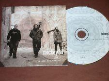 CD PROMO 1 TITRE / MICKEY 3D / YALIL (LA FIN DES HARICOTS) / TRES BON ETAT