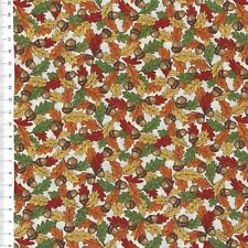 "(€14,00/m)Patchworkstoff - Herbst "" Forest Fancy "" - 25 x 110cm"