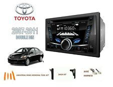2007-2011 TOYOTA YARIS CAR STEREO KIT, BLUETOOTH USB CD AUX MP3