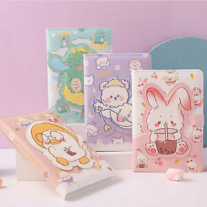 """Lovely Pet"" Faux Leather Journal Student School Diary Notepad Notebook Planner"