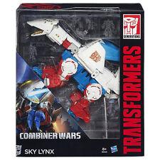 Transformers Combinador guerras Sky Lynx Voyager Class Hasbro Juguete Figura De Acción