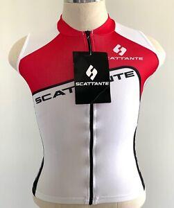 Scattante Women's Corp  Sleeveless Jerseys  Small