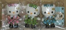 "Hello Kitty x AKB 48 Mascot Plush Dolls 4.7"" 12cm Team Full Set Sanrio 2011 NWT"