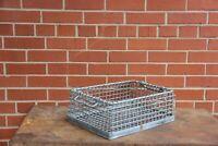 German Galvanized Industrial Wire Basket