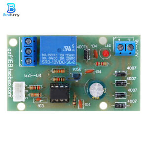 AC/DC 12V Water Level And Liquid Level Switch Sensor Automatic Control Module