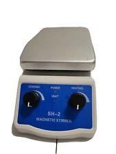 Sh 2 Lab Magnetic Stirrer Hot Plate