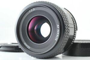【Near MINT】 Nikon NIKKOR AF 35mm F/2 D AF Wide Angle Prime Lens from JAPAN