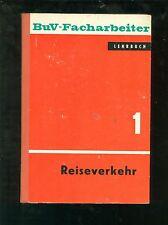Reiseverkehr BuV Facharbeiter Lehrbuch 1